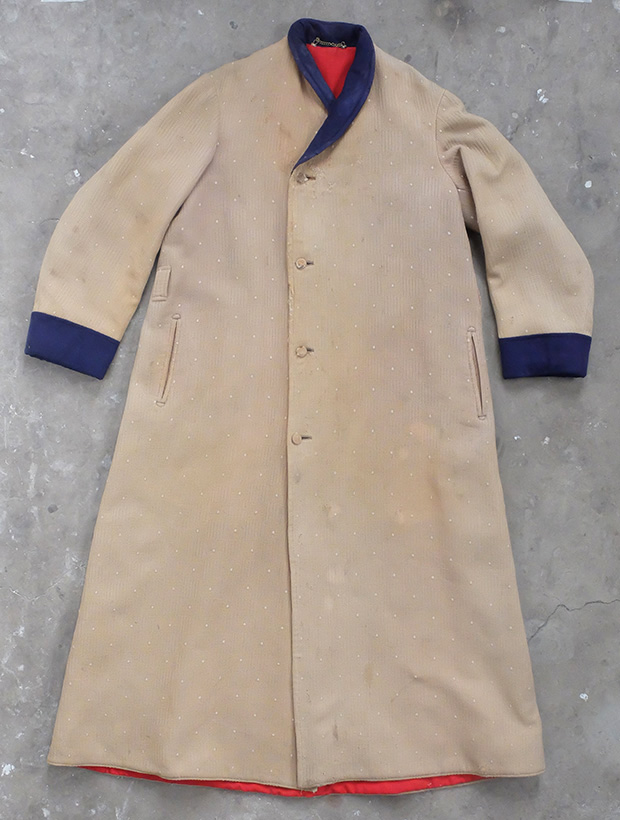 Edwardian Gentlemans Housecoat (00168)