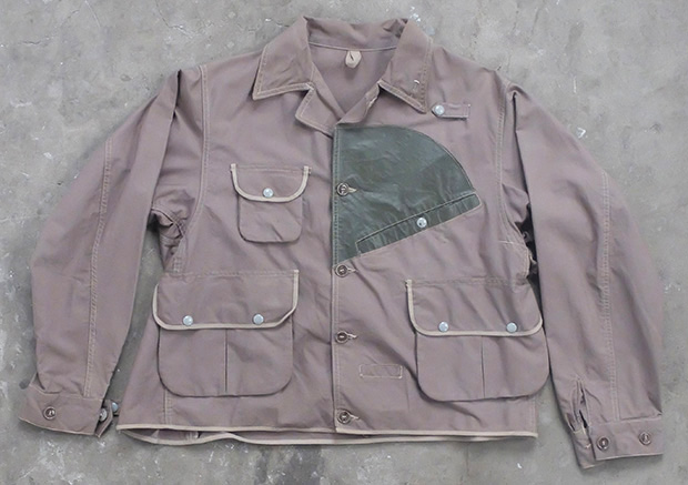 1950s USA Canvas Hunting & Fishing Jacket (00198)