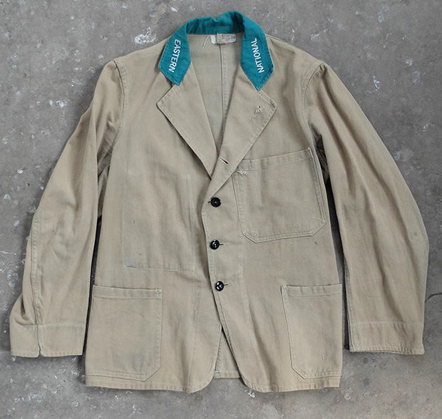 Khaki Eastern National Work Jacket (00215)