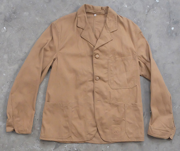 CC41 British Work Jacket (00230)