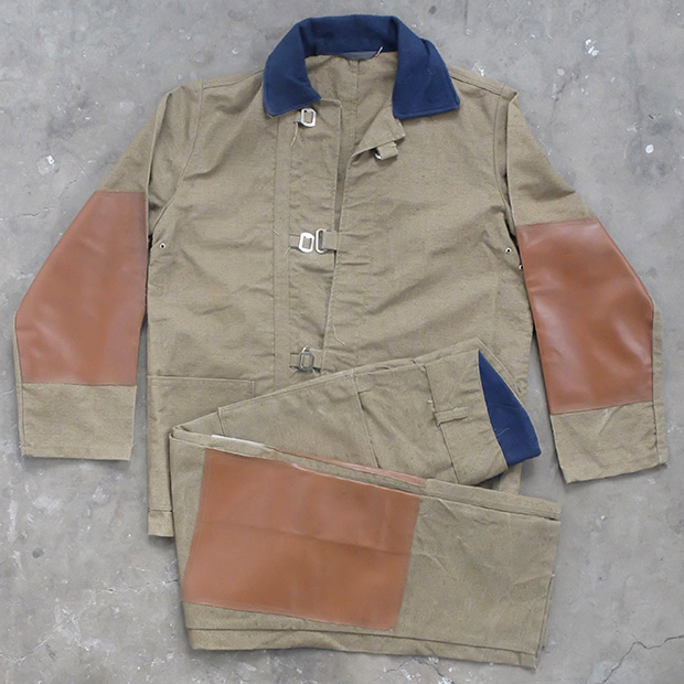 1960s English Protective Work Suit (00307)