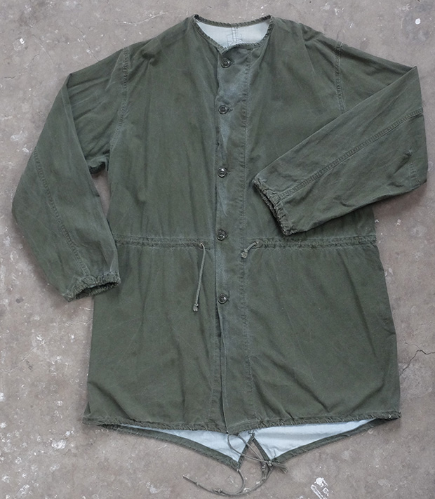 1960s US Airforce Parka Liner (00670)