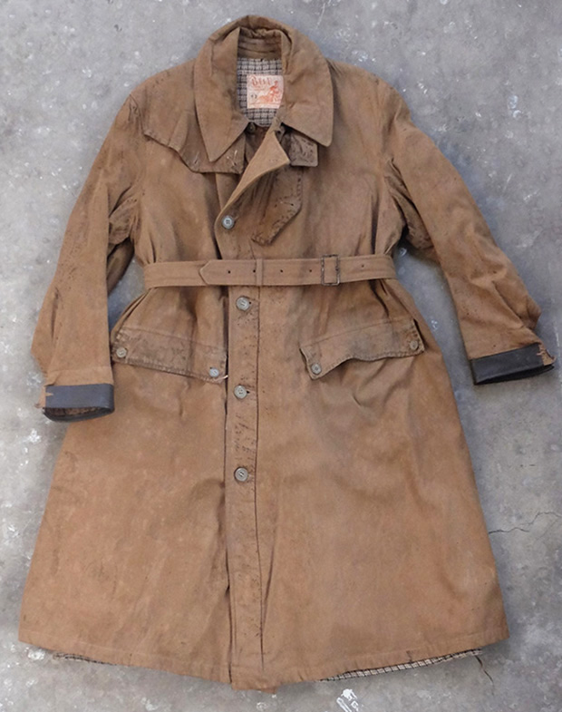 1940s Belstaff Dispatch Riders Coat (00695)
