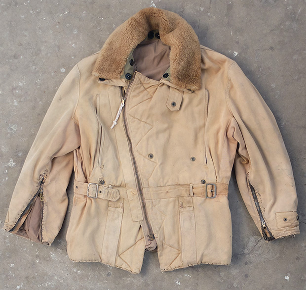 WW2 Modified British Flight Suit Jacket (00697)