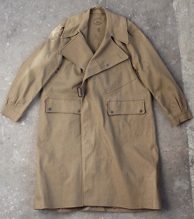 1944 British Army Despatch Riders Coat