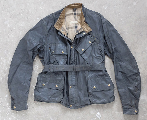 Barbour International Wax Jacket (00774)