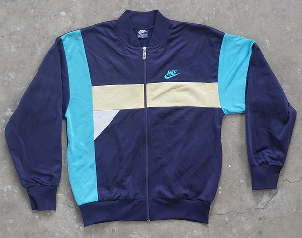 1980s Casual Nike Track Top (01178)