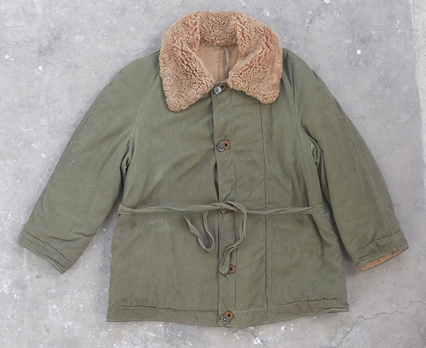 British Army Padded 1942 Over Jacket (01463)