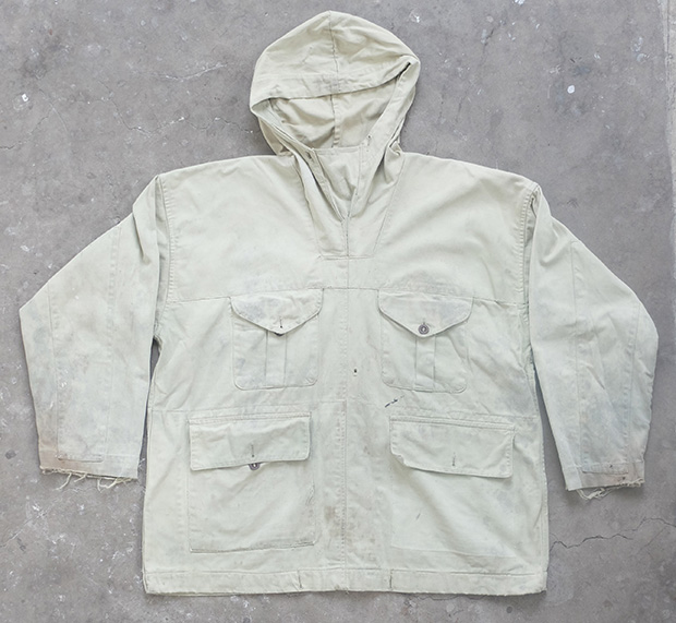 British Army 1942 Snow Smock (01468)