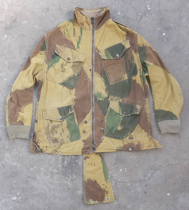 British Army Paratrooper Denison Smock (01486)