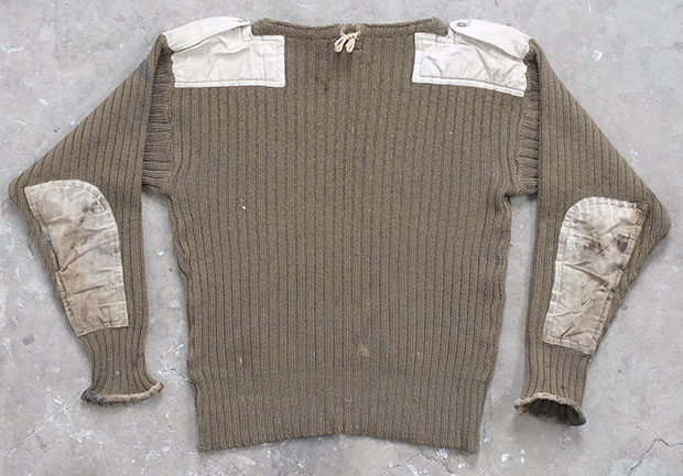 WW2 British Army Commando Jumper (01597)