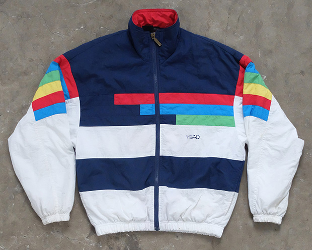 1990s Head Tracksuit Top (01769)
